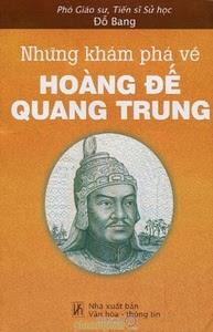 Những khám phá về Hoàng đế Quang Trung - Đỗ Bang