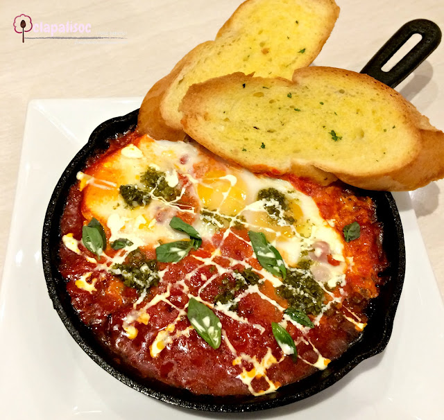 Shakshuka from Little Owl Cafe