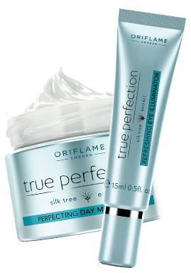Gama Cuidados do Rosto True Perfection da Oriflame