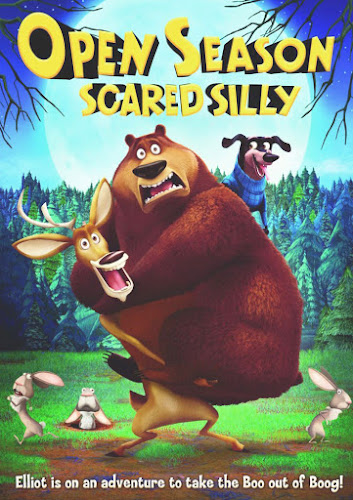 Open Season: Scared Silly (BRRip 720p Dual Latino / Ingles) (2015)