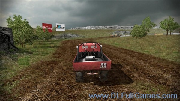 ZiL Truck RallyCross Free Download Pc Game
