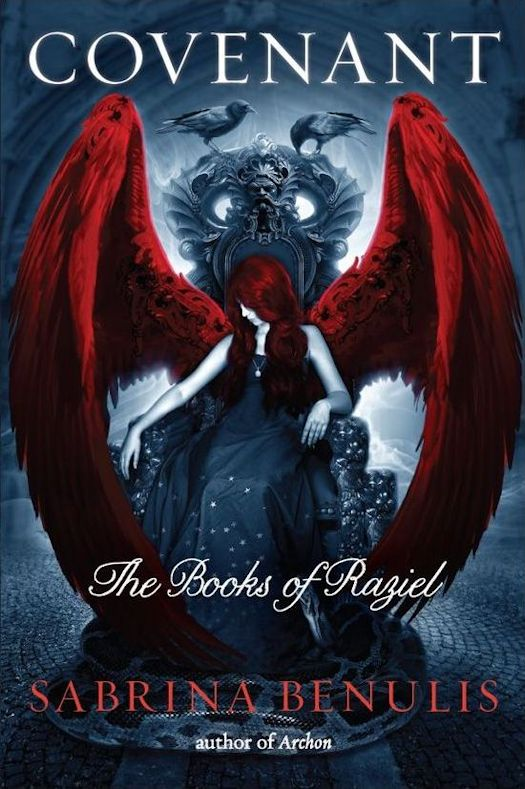 Interview with Sabrina Benulis, author of The Books of Raziel