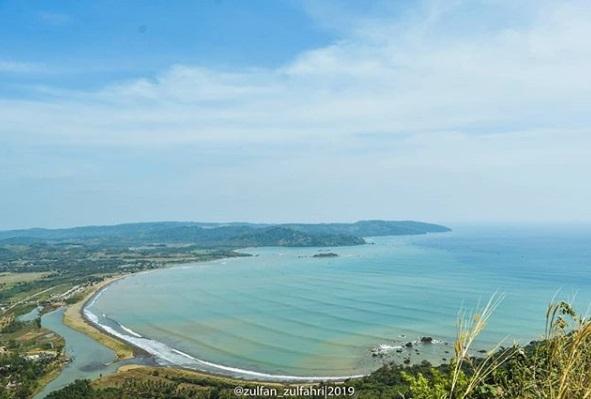 Ciletuh Geopark, Surga Dunia yang ada di Sukabumi
