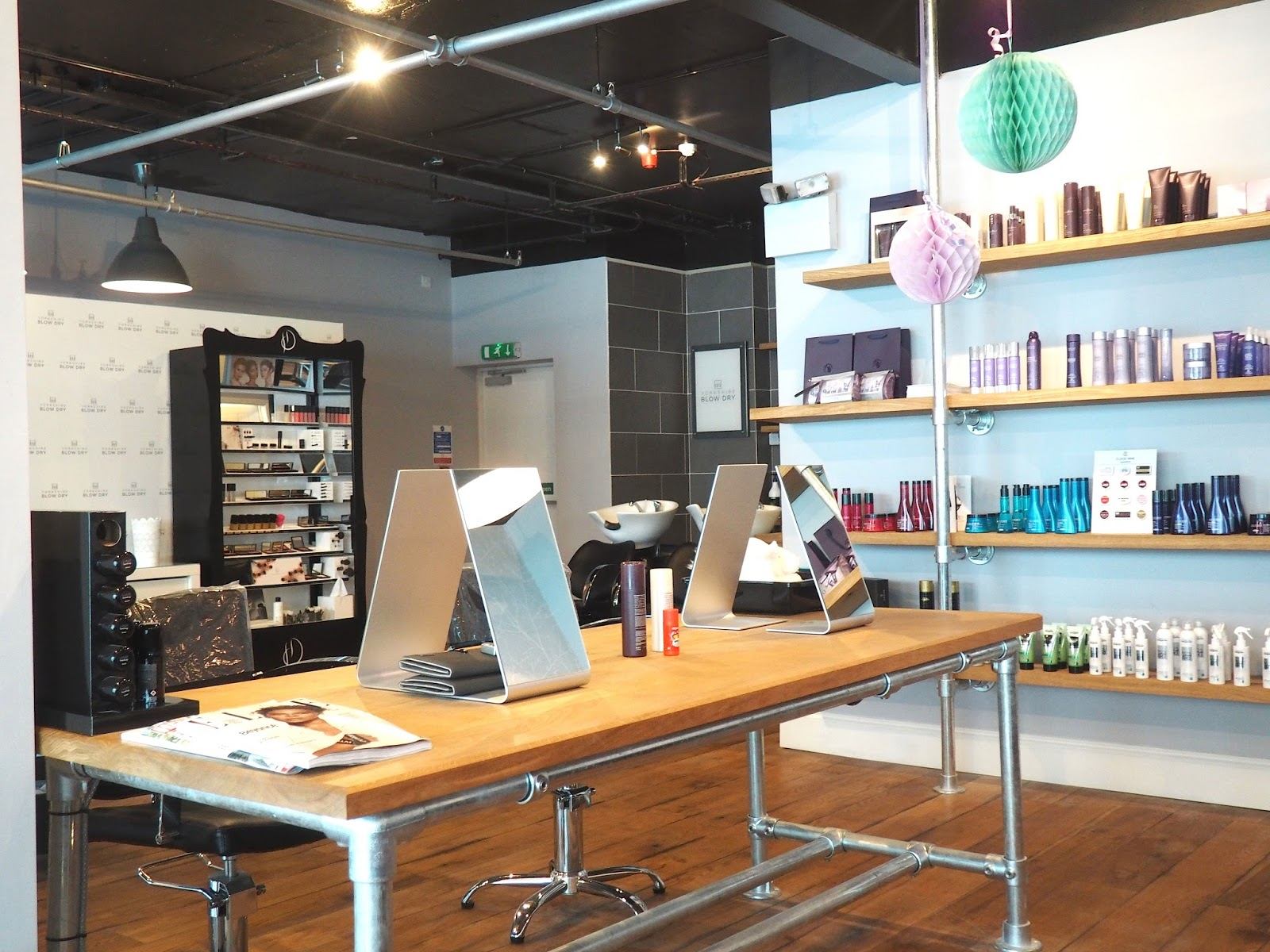 Yorkshire Dry Is The A Newly Opened Salon In Leeds City Centre And Last Week I Was Invited Around To Check Out Services