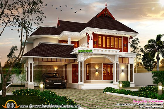Dream house plan