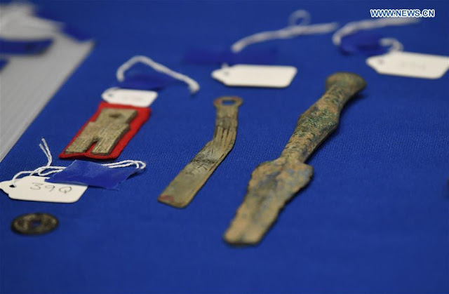 US to return 361 rare artefacts to China