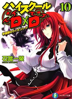 Download High School DxD Volume 10