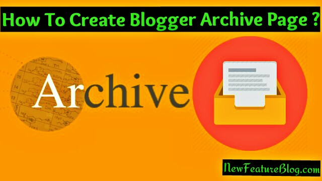 create-blogger-archive-sitemap-page