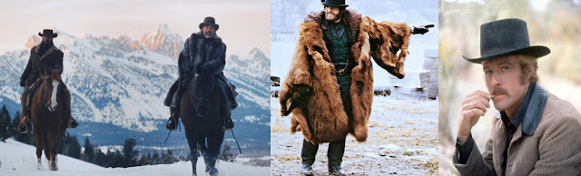 Django Unchained McCabe & Mrs. Miller