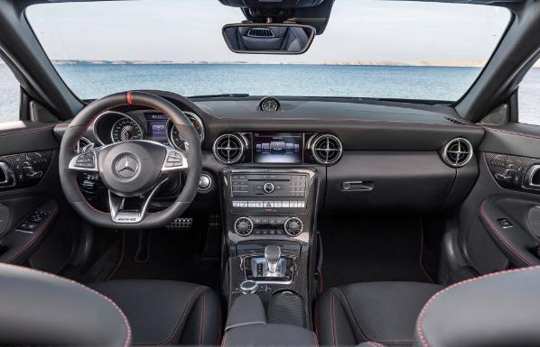 2017 Mercedes-Benz SLC-class Review