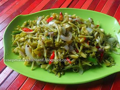 Tips gampang dan sederhana cara memasak bunga pepaya semoga tidak pahit dengan bumbu resep tum Resep Tumis Bunga Pepaya dan Tips Ampuh Agar Tidak Pahit