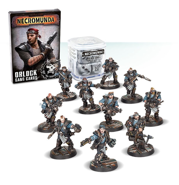 Element Games: New Necromunda Orlock Gang and More Discounted