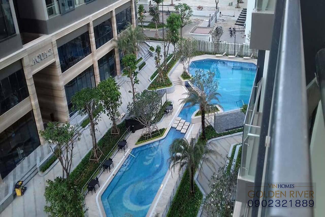 Vinhomes Golden River Aqua 1 cho thuê căn hộ 74m² - hình 6
