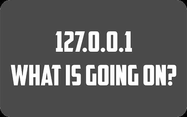 ada apa dengan IP Address 127.0.0.1?