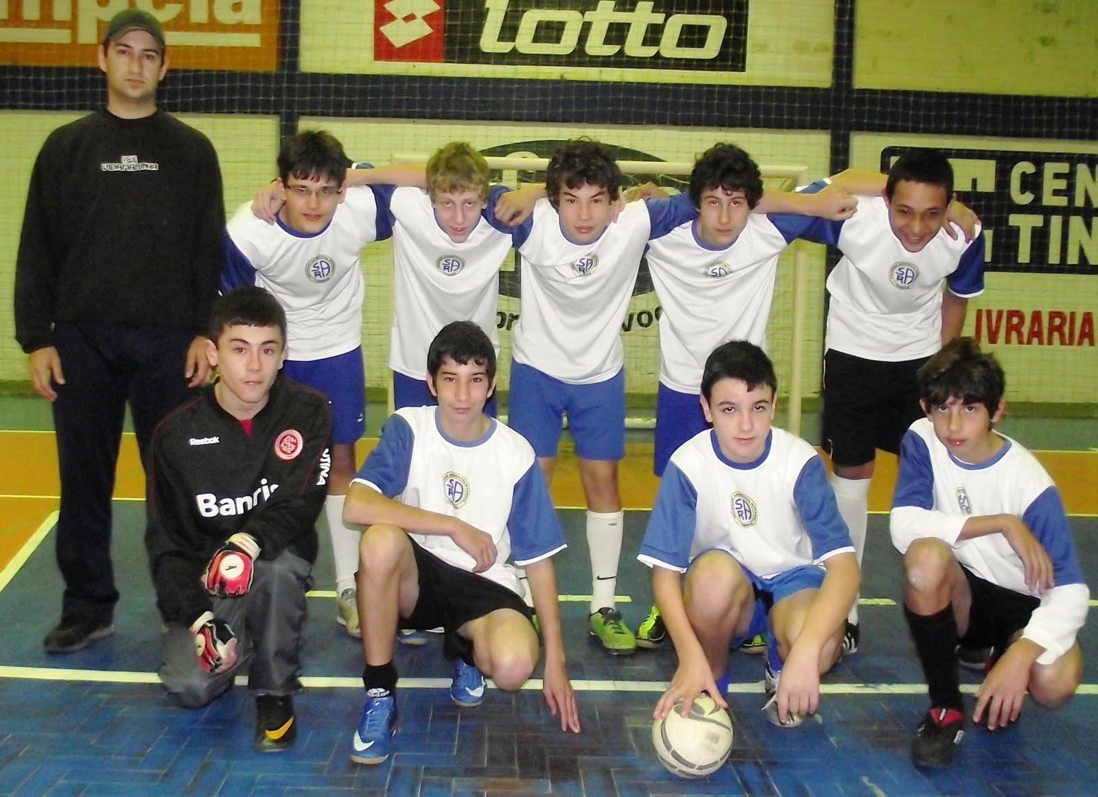 79afdb01a0 Citadino Sport Line de Futsal Categorias De Base – Edição 2011 – Camaquã RS