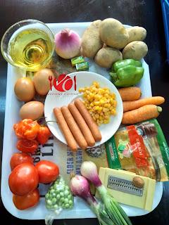 How to Make Potatoe Fritata 2