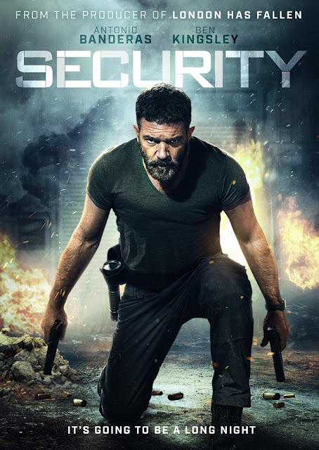 Güvenlik (Security) film posteri, afişi