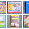 Collection of  Weather Books for Kids