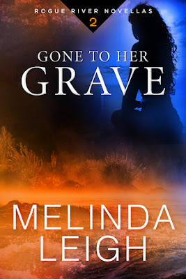 Bea's Book Nook, Review, Gone to Her Grave, Melinda Leigh