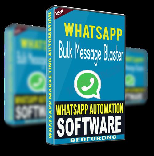 Whatsapp Bulk Message Blaster : Whatsapp Marketing Software