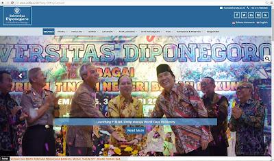 Website Undip