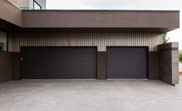 Pick a style of the garage