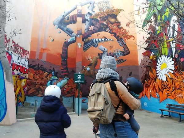 Sortie en Famille : le Street Art à Nimes