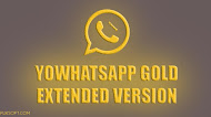 Download WhatsApp Mod YOWA v8 Gold Extended