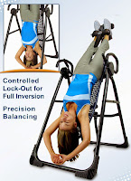 Teeter Hang Ups EP-950, inverts up to a full 180 degrees, with Flex Technology, triple lock feature, ankle comfort dial