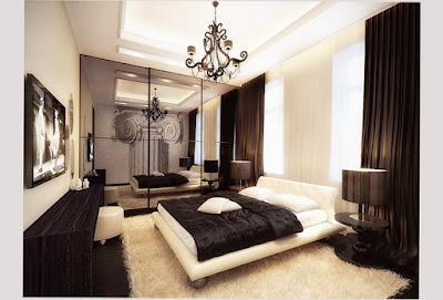 Picture for Best Bedroom Vintage Edison Light Ideas Elegant Vintage Bedroom Ideas Black Curtain Brown Carpet Rug