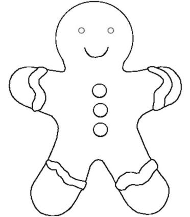 9 Moldes para hacer bonitos adornos navideños en fieltro