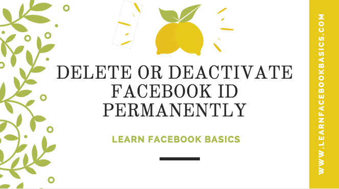 Permanently delete old Facebook account - Delete My Account Forever Right Now