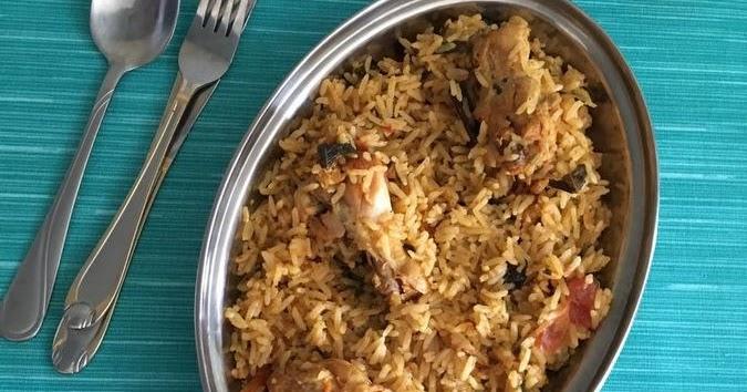 Chicken Pulao Recipe On Food Fusion