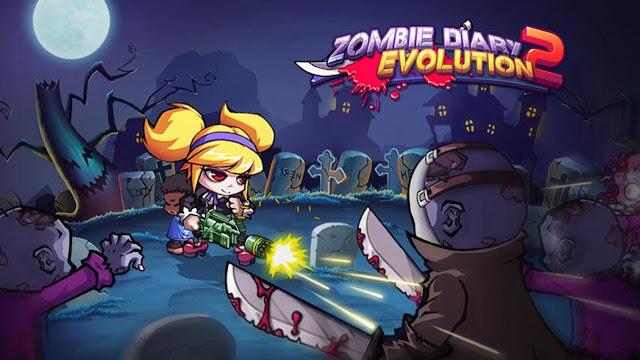 Game Zombie Diary