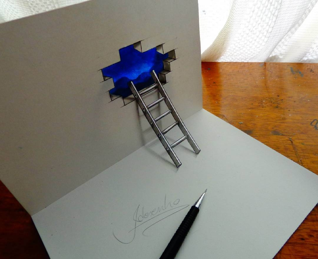 20-3d-Steps-João-A-Carvalho-Drawing-and-Painting-3D-Optical-Illusions-see-the-Video-www-designstack-co