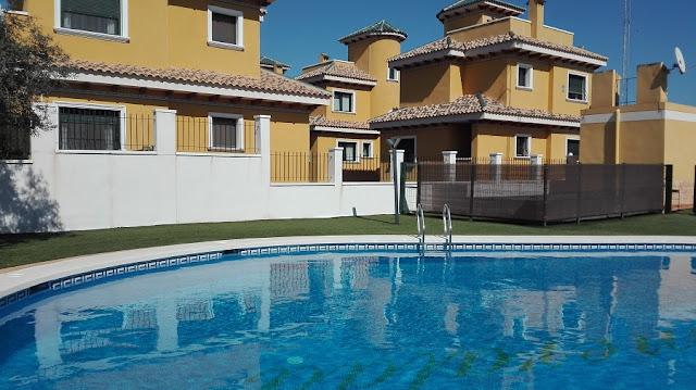 Oferta casas vacaciones Semana Santa con piscina