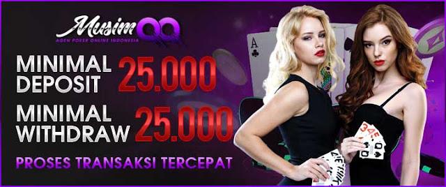 Musimwede.net: Situs Indonesia untuk Judi Poker