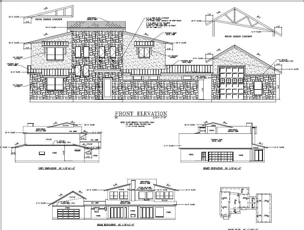 BuildingCasaArey: House Plans Are Complete