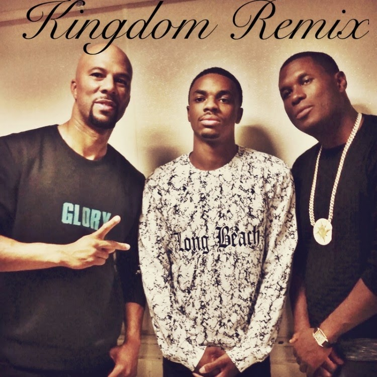 Common – Kingdom (Remix) (feat. Vince Staples & Jay Electronica)