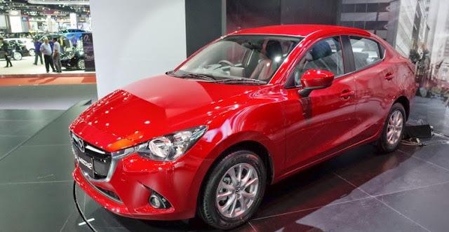Ngôn ngữ thiết kế Kodo trên Mazda 2