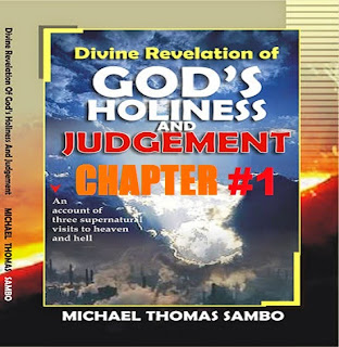 Divine Revelation Of God's Holiness And Judgement By Michael Samb