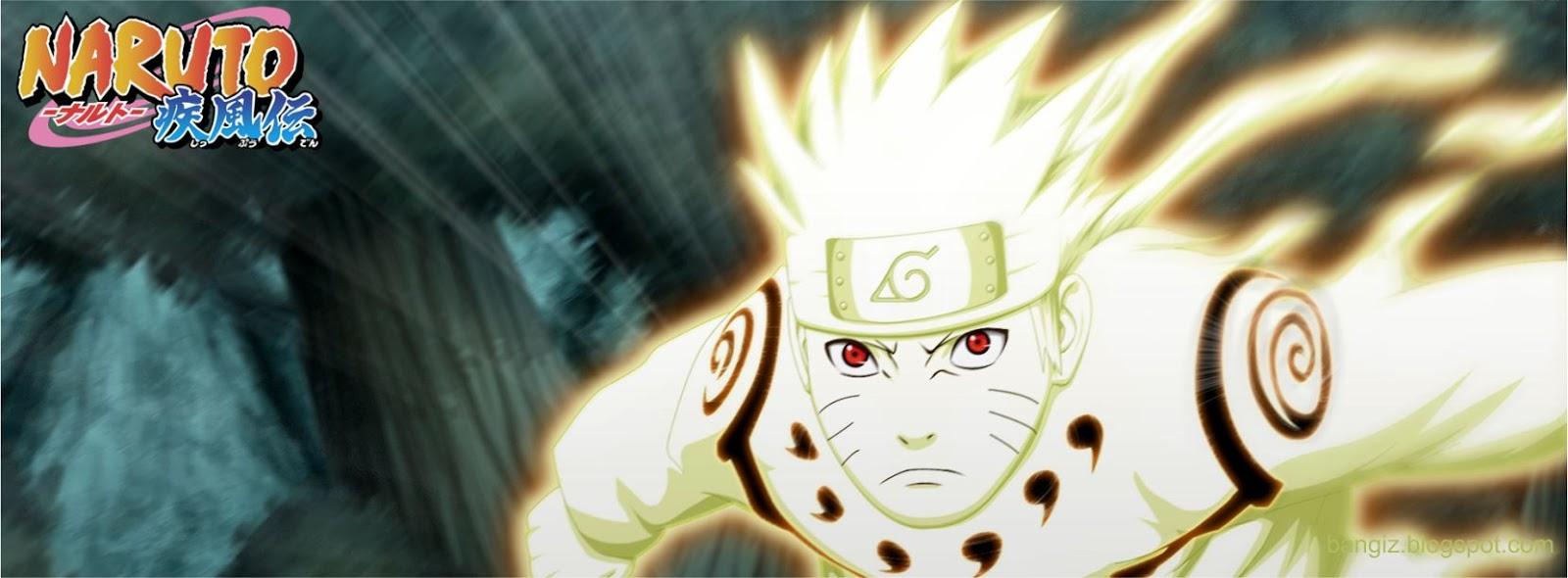 30 Foto Sampul Naruto Shippuden Keren Bangiz
