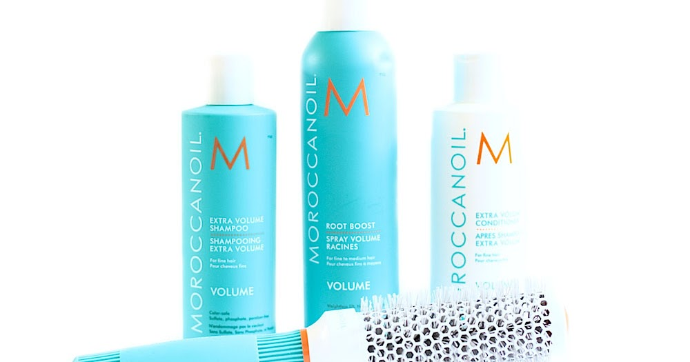 moroccanoil volume mon test et avis kleo beaut. Black Bedroom Furniture Sets. Home Design Ideas