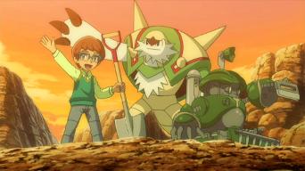 Pokémon XY&Z Temporada 19 Capitulo 15 Español Latino