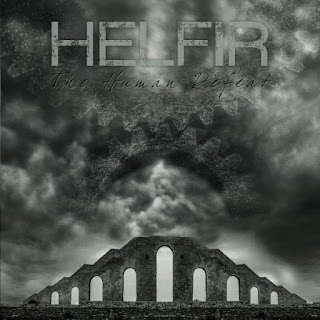 "Helfir - ""Light"" from the album ""The Human Defeat"""