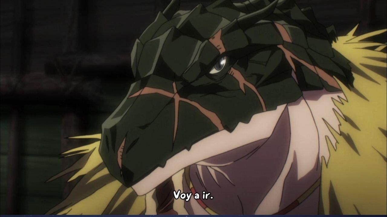Overlord capitulo 4 sub espantildeol temporada 1 - 3 10