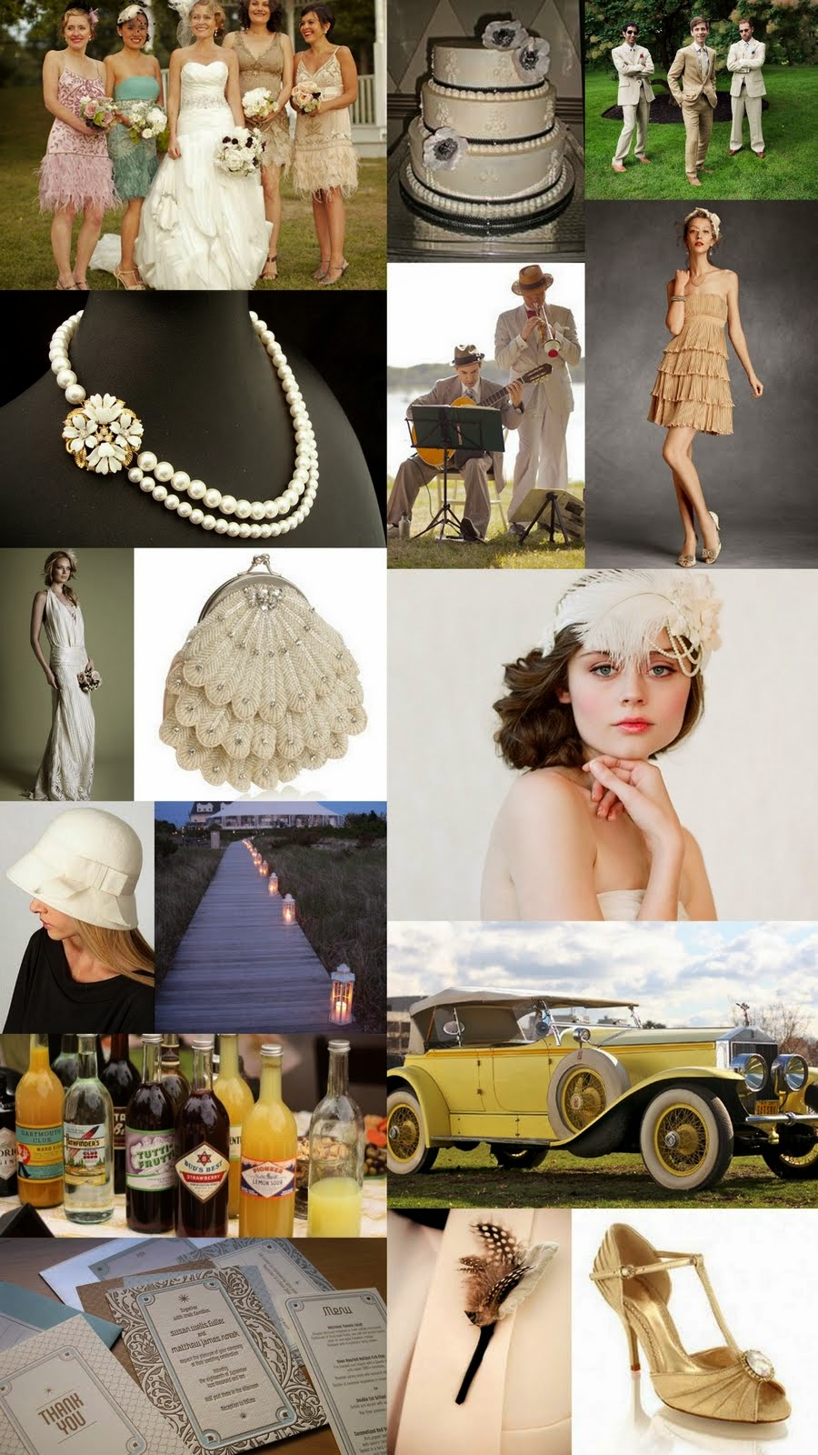 1920s Wedding Theme