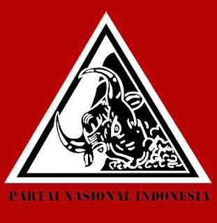 lambang PNI / lambang banteng / catatan adi / catatanadiwriter.blogspot.com