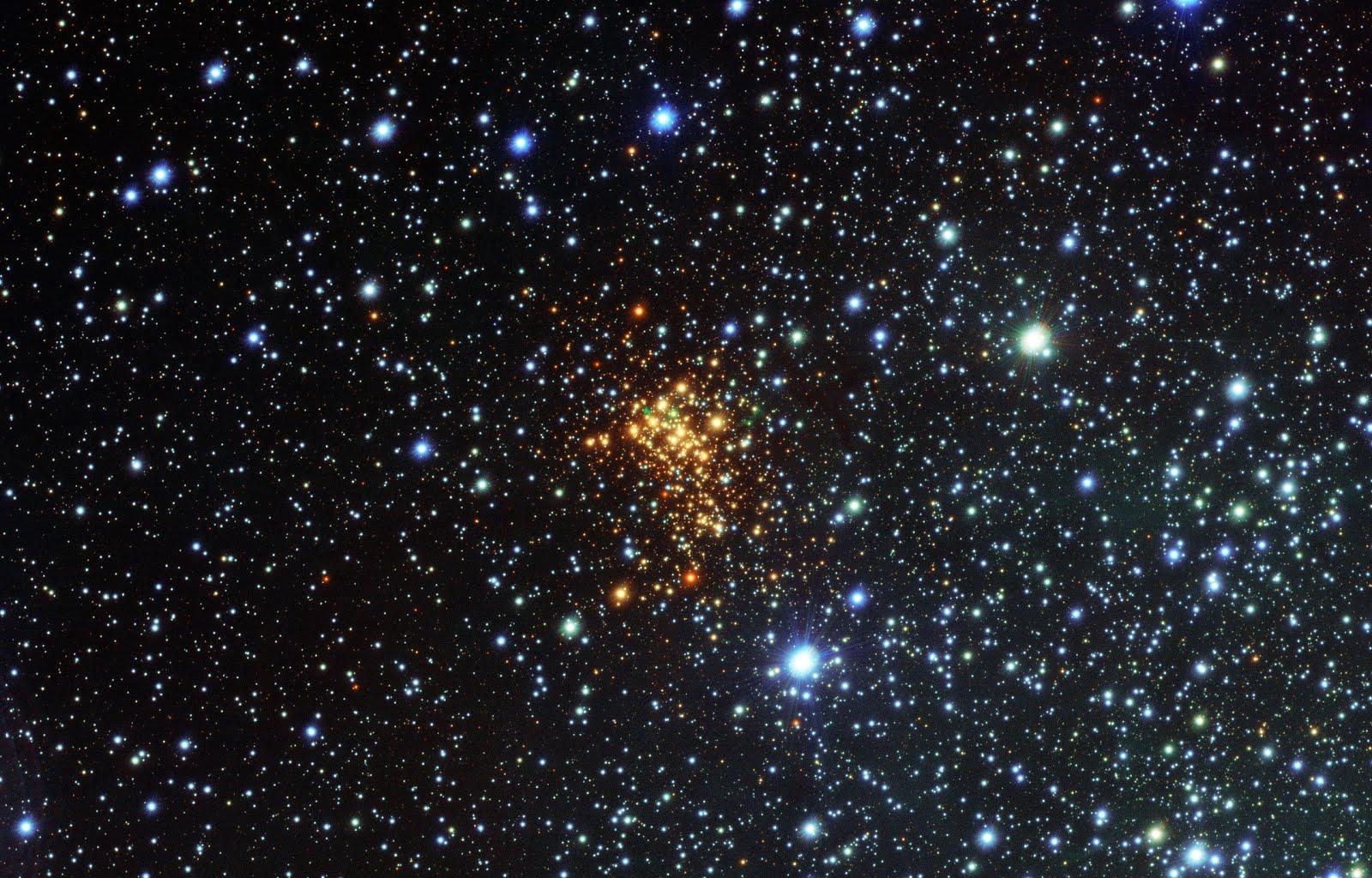 Westerlund 1, Le stelle più massicce della galassia sono qui!