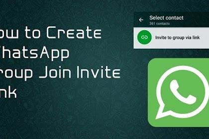 Cara Membuat Link Grup WhatsApp untuk Bisa Gabung Grup